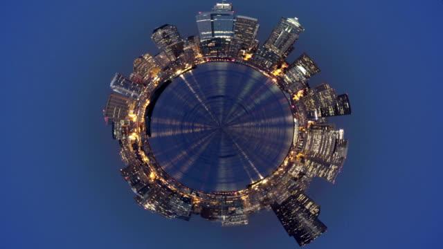 Seattle - Tiny Planet