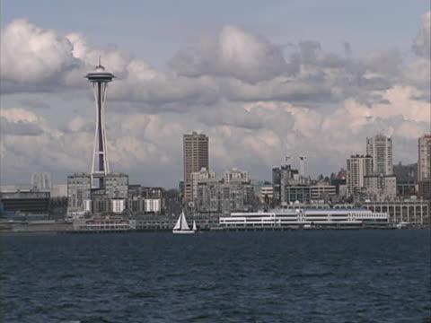 Seattle, Washington Skyline #4