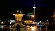 Sebilj Square, Sarajevo