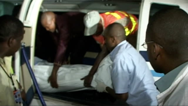 Second opposition MP murdered AT Body of murdered MP David Kimutai Too taken from aircraft Body zipped into body bag