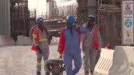 A second stadium being built for the football World Cup 2022 in Qatar will be ready on schedule next year despite sanctions imposed by Gulf...