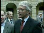CMS John Major CMS John Major speaking to press SOT First strike wasn't wholly successful that is reason for second strike/ hope it has now been...