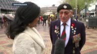Second World War ITV VE Day 70th Anniversary Special PAB **Music heard SOT** GRAPHICISED SPLIT SCREEN Alastair Stewart / Nina Nannar LIVE 2WAY from...
