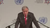 UN Secretary General Antonio Guterres on Wednesday condemned the recent white supremacist rally in the United States as well as political figures who...