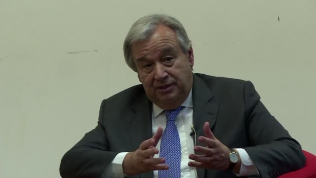 UN Secretary General Antonio Guterres warned governments Thursday to remember their rights obligations when tackling terrorism and rounded on the...