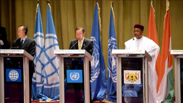 UN Secretary General Ban Kimoon pleaded Wednesday in Niger the country with the world's highest fertility rate for better reproductive health to curb...