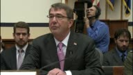 US Secretary of Defense Ashton Carter describes dangers of the Islamic State to America