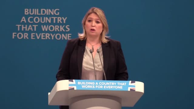 Secretary of State for Digital Culture Media and Sport Karen Bradley explains what will be in the Conservatives' soon to be released Internet Safety...