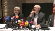 US Secretary of State John Kerry and his Iranian counterpart laid the groundwork Tuesday for the possible extension of a Sunday deadline to strike a...