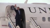 Secretary of State John Kerry departs Cuba after a historic daylong visit to raise the US flag at the American embassy a milestone in Washingtons...