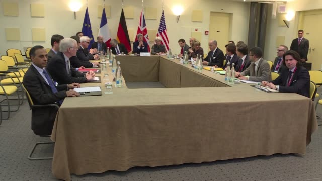 US Secretary of State John Kerry meets his French and German counterparts on Saturday as talks to drive home an Iran nuclear deal reach fever pitch