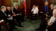 US Secretary of State John Kerry met with Philippine President Benigno Aquino during a two day trip that could fast track a deal on expanding the US...