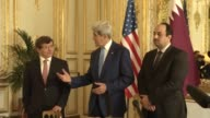 US Secretary of State John Kerry says the United States want to take every precaution to protect the staff of its Libyan embassy who were evacuated...