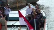 US Secretary of State John Kerry visits the Benoa port in Bali which he says is closelylinked to the US fishing industry CLEAN John KKerry visits...
