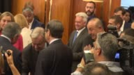 SecretaryGeneral Antonio Guterres on July 06 2017 returned to Switzerland to attend ongoing Cyprus talks Guterres met representatives from the EU the...