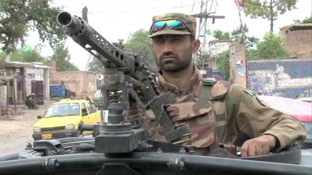 Security is tight in the Peshawar region of Pakistan after the Taliban on Friday stepped up their threats against Pakistans landmark elections...