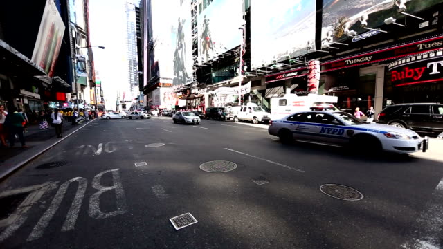 Security measures tightened on critical points of New York after Islamic State of Iraq and the Levant call for terrorist attack against New York on...