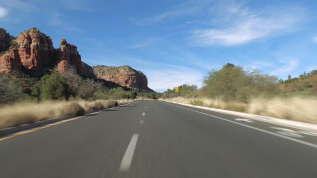 Sedona Drivelapse