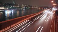 Seine River night-shot 4K
