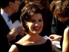 Sela Ward at the 1995 Emmy Awards arrivals at the Pasadena Civic Auditorium in Pasadena California on September 10 1995