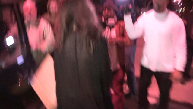 Selena Gomez Demi Lovato departing Craig's in West Hollywood in Celebrity Sightings in Los Angeles 01/23/14