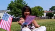 Selenas Flagge winken HH