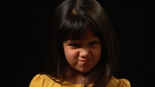 Selena's Pout & Scold