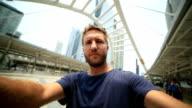 Selfie in Bangkok