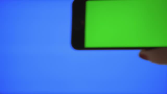 Selfie Self portrait Green screen and Blue screen Female Person