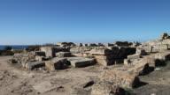 Selinunte, Acropolis, temple O 490-480 B.C.