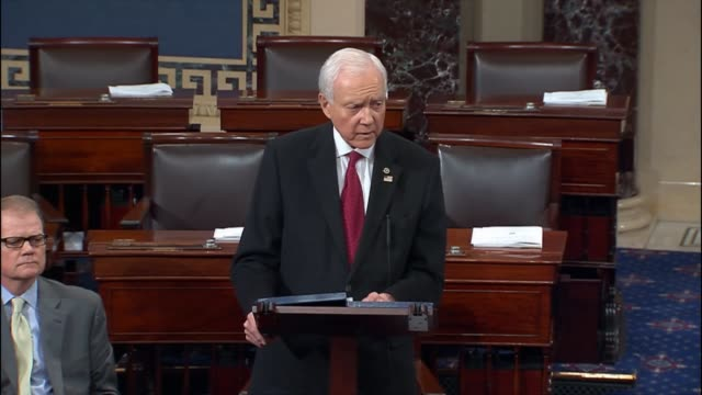 Senate Finance Chairman Orrin Hatch of Utah says he is more than willing to work with creditors and the government of Puerto Rico to solve its debt...