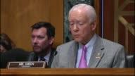 Senate Finance Chairman Orrin Hatch says that Congress must be an effective partner vague negotiating objectives not helpful