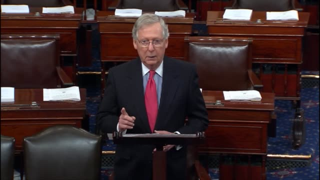 Senate Majority Leader Mitch McConnell of Kentucky dismisses a plan to close the detention facility at Guantanamo Bay calling it a research project...