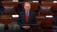 Senate Majority Leader Mitch McConnell says skyrocketing costs and collapsing markets have plagued the affordable care act while critics have thus...