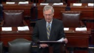 Senate Majority Leader Mitch McConnell says that the next administration should return to the fight against terrorism including by capturing...