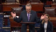 Senate Minority Leader Chuck Schumer of New York says that the Republican majority wants everyone to believe that either the Senate confirms judge...