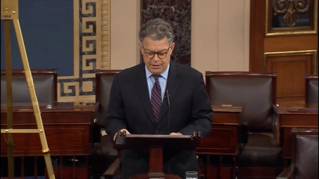 Senator Al Franken of Minnesota describes reasoning behind amendment to the Every Child Achieves Act on the floor 'What we are seeing is more than...