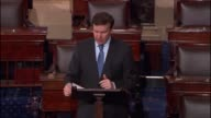 Senator argues Saddam Hussein replaced with 'twoheaded monster'