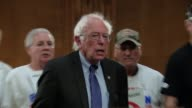 Senator Bernie Sanders on pension reform for unions and protecting pensions part 1