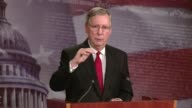 Senator Mitch McConnell Minority Leader on the debt ceiling deficit and budget and how to get his vote Debt Ceiling Debate Senator McConnell at...