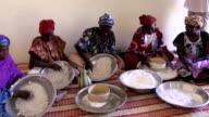 Senegal, Podor, Donay village