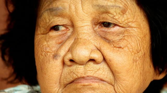 Senior Asian Woman