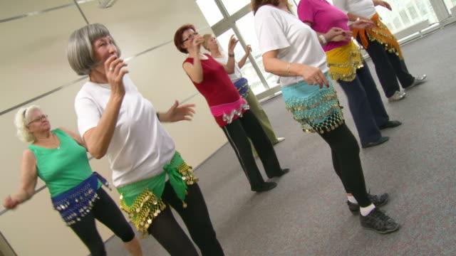 HD: Senior Belly Dancers