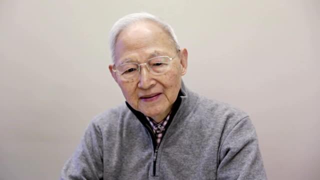 Senior Chinese Man