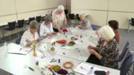 HD: Senior Women On The Craft Class