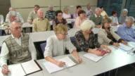 HD: Seniors On The Seminar