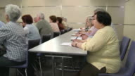 HD DOLLY: Seniors On The Seminar