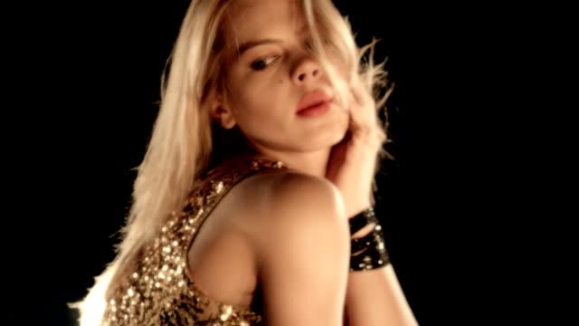 Sensual Blonde Girl