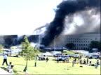 September 11 2001 MONTAGE Rescue efforts after terrorist attack on Pentagon / Arlington Virginia United States