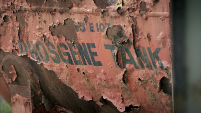 Sequence across the abandoned UCIL pesticide plant at Bhopal, India.